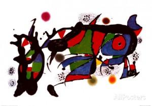 ジョーン-ミロ-ジョアン・ミロの作品