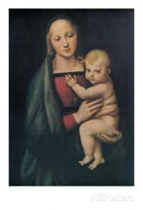 raphael-大公の聖母